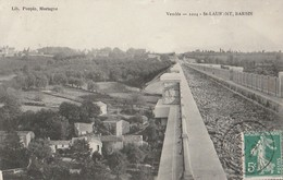 ST LAURENT Sur SEVRE -  Barbin  Le Viaduc    Cliché Rare - Other Municipalities