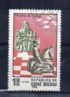 Guinea Bissau - 1983 - Tematica Giochi - SCACCHI - Usato - (FDC18927) - Guinea-Bissau