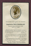 """IMAGE PIEUSE : """" Capitaine Paul MOUILLET """"  1932 - Documents"""