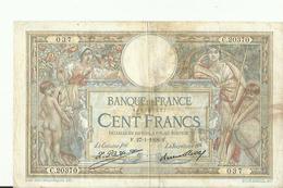 Billet De Cent Francs   1928  BON ETAT - 1871-1952 Antichi Franchi Circolanti Nel XX Secolo