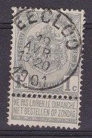 N° 53 EECLOO - 1893-1907 Coat Of Arms