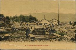 88 - Vosges - Vagney - Scierie De Nol - Autres Communes