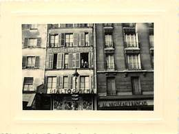 -ref C174- Cinémas - Batiments - Photo Cinéma Rialto - à Situer -enseignes Hotel Des Flandres Et Au Vaisseau Français - Andere