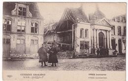 YPRES (1915) - Ypres Bombardé - Ieper