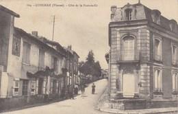 LUSIGNAN - Côte De La Font De Cé - Lusignan