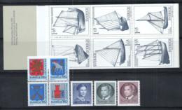Svezia 1981 Mi. 1145-1157 Nuovo ** 100% Stemmi, Veliero, Re Carlo XVI Gustavo - Nuovi