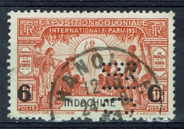 French Indochina, 6c./90c., Paris Colonial Exposition,1931, VFU perforated BIC - Indochina (1889-1945)