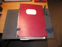 OCTAVE SERVAIS - HOMME DE LETTRE -FONDATEUR PRIX BIENNAL DE LA LITTERATURE WALLONNE- DOSSIERS ARCHIVES Voir Scans - Documents Historiques