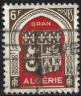 Algeria 1947 - Mi 273 - YT 265 ( Coat Of Arms Of Oran ) - Gebraucht