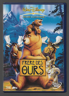 DVD Frère Des Ours - Dessin Animé