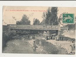 11 PEYRIAC MINERVOIS LE PONT SUR L ARGENT DOUBLE LAVANDIERES - France