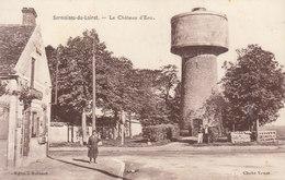 Sermaises Du Loiret   : Le Chateau D'eau     ///   DEC. 19 ///   BO. 45 - Frankreich