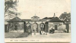 14* CAEN   Hotel Dieu - Caen