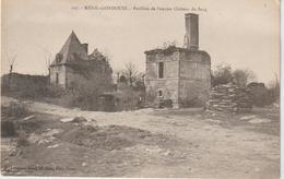 Orne : Env. De Putanges :  MENIL   GONDOUIN :  Pavillon De  L '  Ancien  Château  Du  Sacq - Otros Municipios