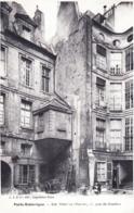 75 - PARIS IV -  Hotel Le Charron - 15 Quai De Bourbon - Arrondissement: 04