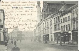 NIVELLES - La Grand'Place  Edit Bertels N°12 - Nivelles