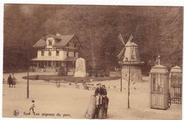 SPA - Les Pigeons Du Parc - Spa