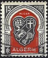 Algeria 1949 - Mi 275 - YT 271 ( Coat Of Arms Of Alger ) - Gebraucht