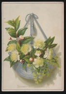 PLECHTIGE EERSTE COMMUNIE  DE RACHEL DITTE  GAND 18 MAI 1888  15  X  10.5  CM   2 SCANS - Images Religieuses