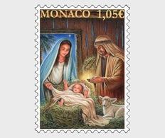 Monaco 2019 - Christmas 2019 Mnh - Monaco