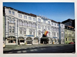 "Circulated Postcard, Mülheim An Der Ruhr, Germany ""Hotels"" - Autres"