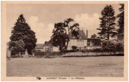 23 MARSAC - Le Chateau - Sonstige Gemeinden