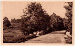 23 VIEILLEVILLE - Pont De La Vallaudy - Sonstige Gemeinden