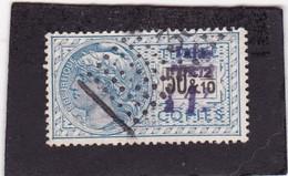 T.F. De Copies N°18 - Revenue Stamps