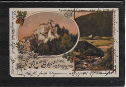 AK 0385  Klamm-Schottwien Am Semmering - Verlag Stix Um 1914 - Semmering