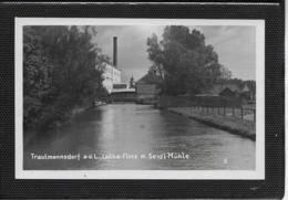 AK 0385  Trautmannsdorf ( Leitha ) - Leitha-Fluss Mit Seidl-Mühle Um 1930-40 - Bruck An Der Leitha