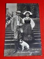 SWEDEN  -  Prince Wilhelm Et Princesse Maria Pavlovna De Suède - Prins Wilhelm  Och Prinsessan Maria Pavlovna - Familles Royales