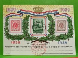 Mir Wolle Bleiwe Wat Mir Sinn 1839-1939, 80 Ans D'armoires - Luxemburg