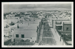 """ALGARVE - FARO - Rua Caçadores 4 E Um Trecho Da Cidade. ( Ed. """"LOTY"""")  Carte Postale - Faro"""