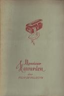 FILIP De PILLECIJN : ## Monsieur Hawarden ## - Novelle/Kortverhaal - 1952. Boekengilde De Clauwaert, Leuven. - Avonturen