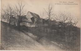 Eure :  EZY :   Chapelle  Et  Fontaine  De  Saint  Germain La  Truite - Altri Comuni