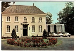 Café Restaurant Vrouwenhof - Roosendaal - Automobiles Vauxhall, Citroen DS, Ford - 2 Scans - Roosendaal