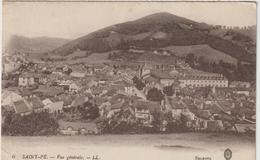 Pyrénées  Atlantique :  SAINT  PE ,  Saint  Pé :  Vue - Francia