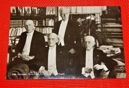 SWEDEN - Les 4 Frères : Roi Gustave V, Princes Oscar, Eugen Et Carl De Suède  - De Fyra Broderna - Familles Royales