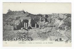 CPA - Tunisie - Carthage - Colline De Saint Louis - Vue Des Fouilles - Tunesië