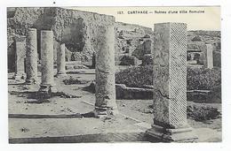 CPA - Tunisie - Carthage - Ruines D'une Ville Romaine - Túnez