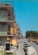 "0823 ""SILVI MARINA (TE) - VIA TARANTO - CABINA SIP""  CART. ILL. ORIG. SPED. 1964 - Italia"