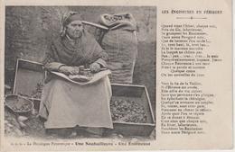 CPA La Dordogne Pittoresque - Une Nouhaillayro - Une énoineuse (pour énoiseuse) (très Belle Scène) - Francia