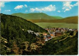 ROCCARASO  (AQ)    M.  1236   PANORAMA         (VIAGGIATA) - Italia