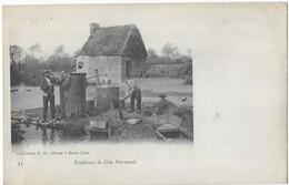 Saint-Clair Bouilleurs De Cru Normands Collection B. Z., éditeur à Saint-Clair N° 53 - Sonstige Gemeinden