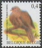 VARIETE N°3135** (1) 0,41 Tourterelle Turque : MULTICOLORE 48 - Oddities