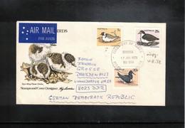 Australia 1978 Birds FDC - Albatrosse & Sturmvögel