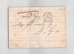 15817 01 MILANO X COMO - ANNO 1841 CON TESTO - Italia