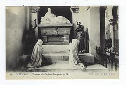CPA - Tunisie - Carthage - Tombeau Du Cardinal Lavigerie - Túnez