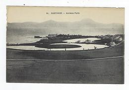 CPA - Tunisie - Carthage - Anciens Ports - Túnez