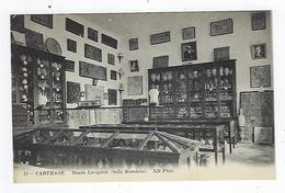 CPA - Tunisie - Carthage - Musée Lavigerie - Salle Romane - Túnez